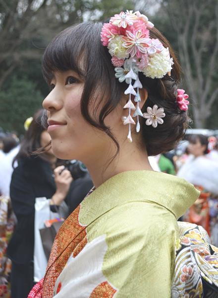 No.617 ゆきな 振袖スナップ写真4