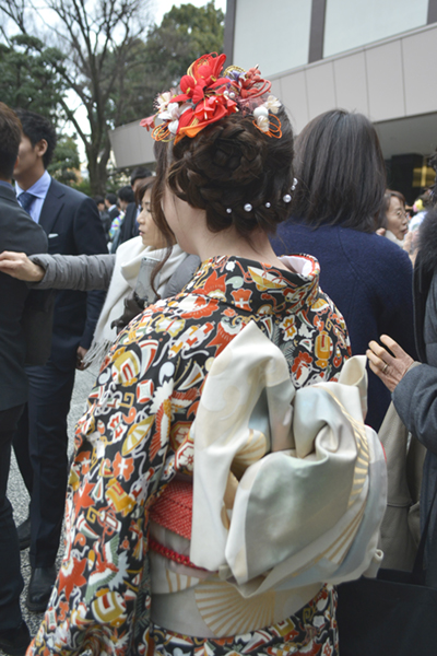 No.619 さとみ 振袖スナップ写真4