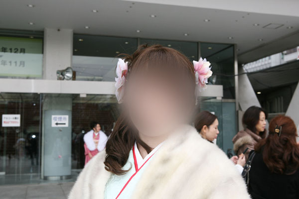 No.002 えーな 振袖スナップ写真1