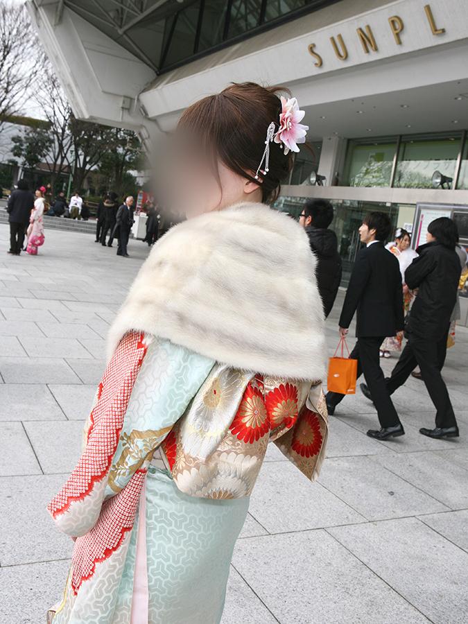 No.002 えーな 振袖スナップ写真3