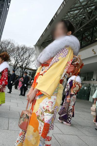 No.003 さっ 振袖スナップ写真3