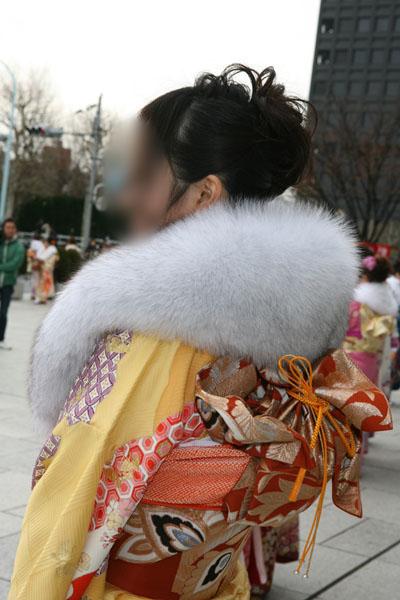 No.003 さっ 振袖スナップ写真4