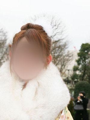 No.012ゆうか 振袖スナップ写真1