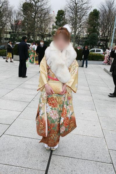 No.012ゆうか 振袖スナップ写真2