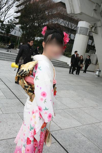 No.013ゆかり 振袖スナップ写真4