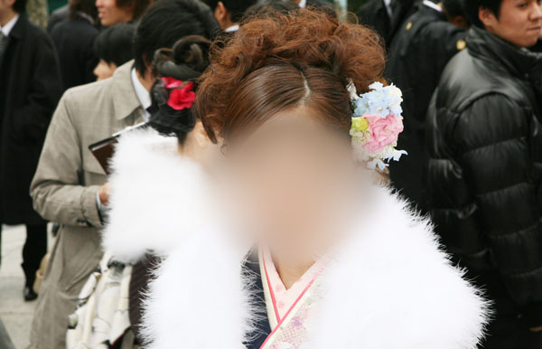 No.021真木理愛 振袖スナップ写真3