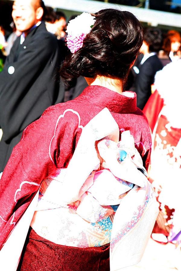 No.030イズミ 振袖スナップ写真4