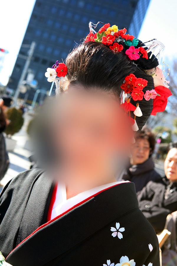 No.031いづみ 振袖スナップ写真4
