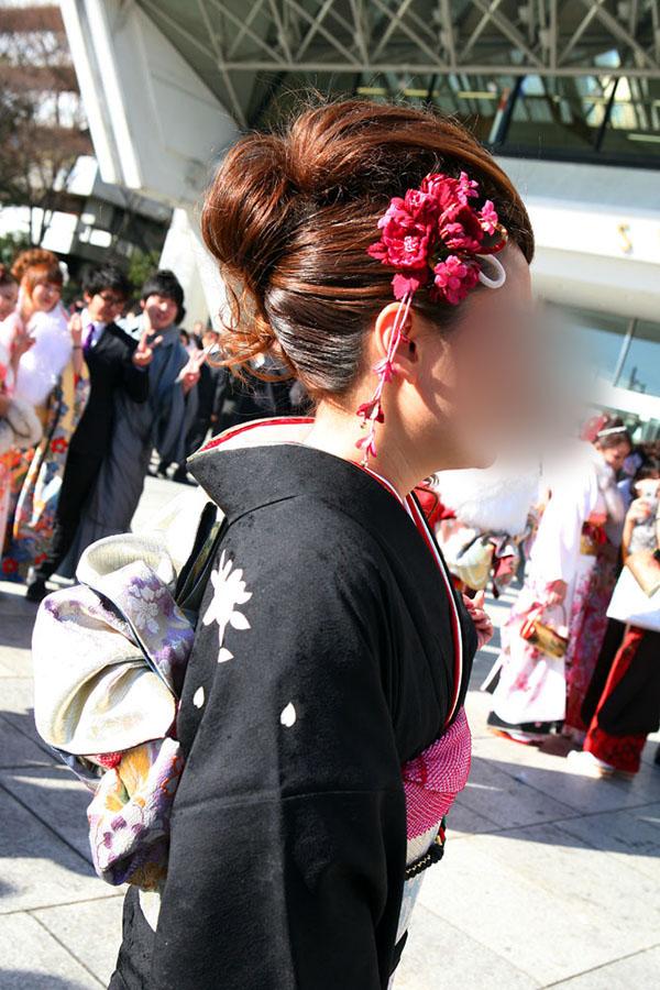No.052ミナコ 振袖スナップ写真4