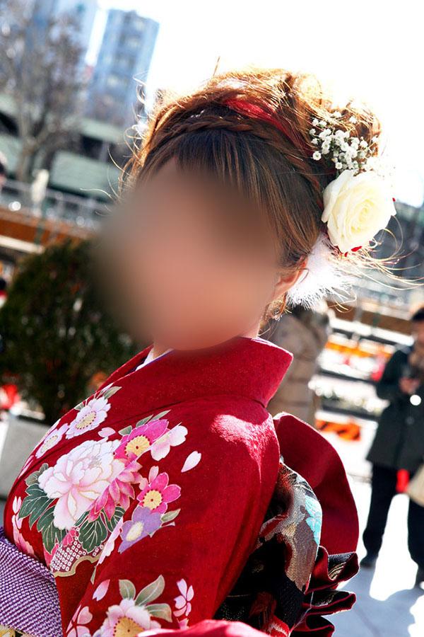 No.053みやはる 振袖スナップ写真4