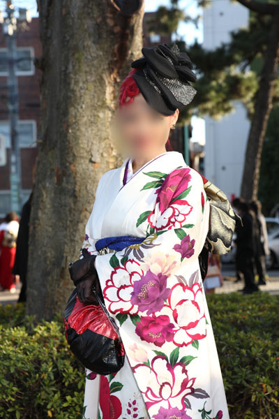 No.064あい 振袖スナップ写真4