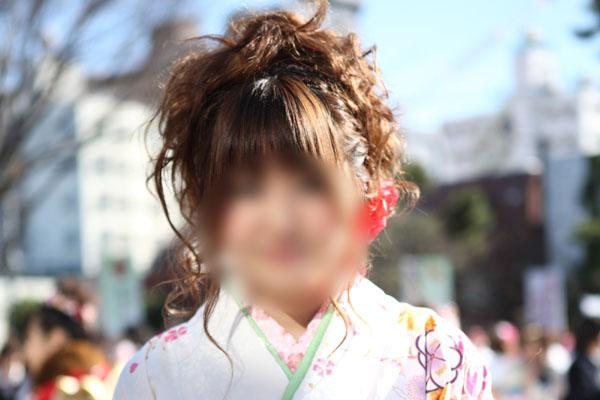 No.078ちい 振袖スナップ写真3