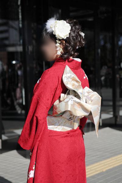 No.080なこ 振袖スナップ写真3