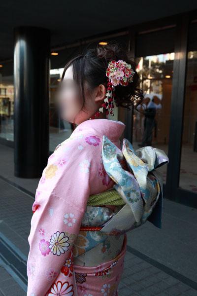 No.082ぴーち 振袖スナップ写真3