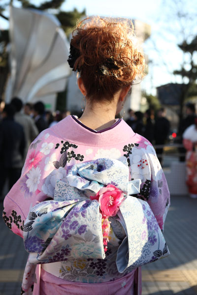No.083ひとみ 振袖スナップ写真4