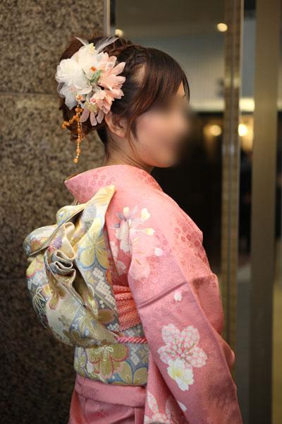 No.091りさ 振袖スナップ写真3