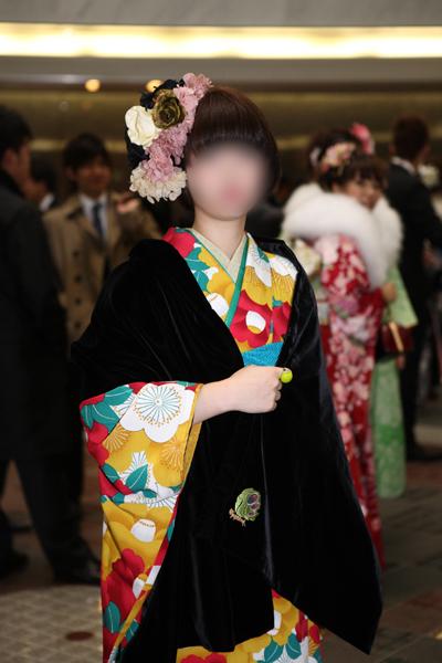 No.092レイ 振袖スナップ写真3