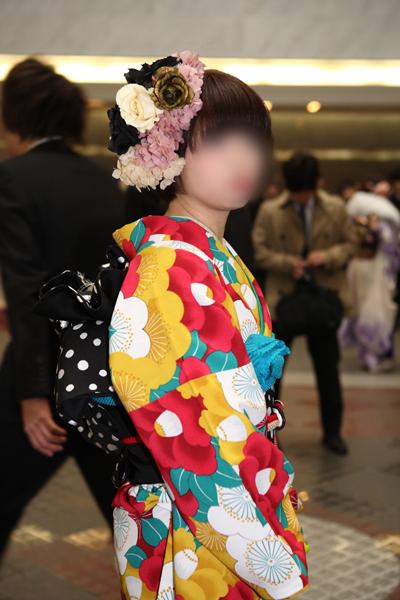 No.092レイ 振袖スナップ写真4