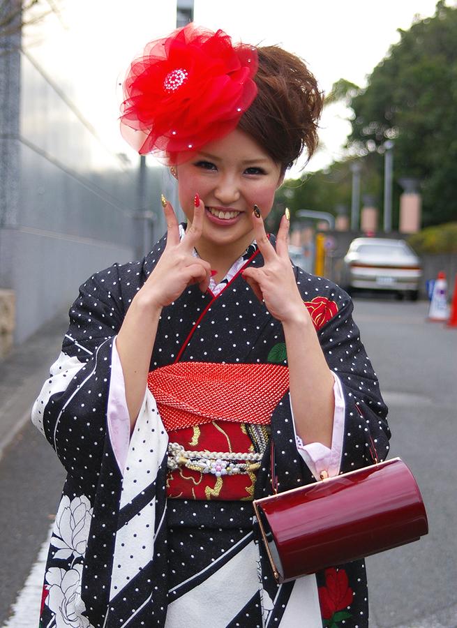 No.153MARINA 振袖スナップ写真3