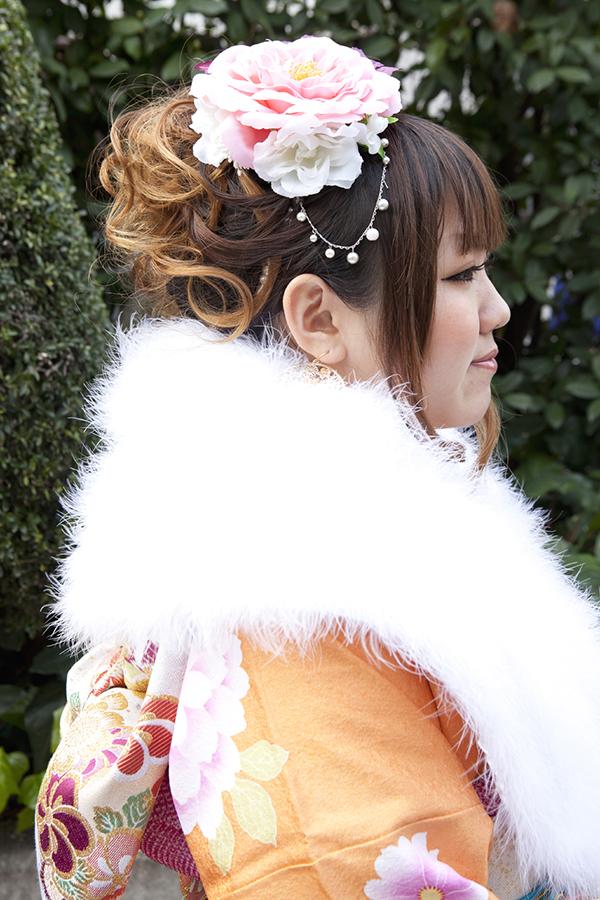 No.176ピノ 振袖スナップ写真3