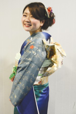 No.655 こっちゅん 振袖スナップ写真1