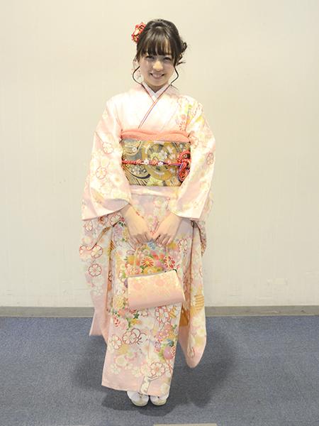 No.649 カゲヤマ 振袖スナップ写真2