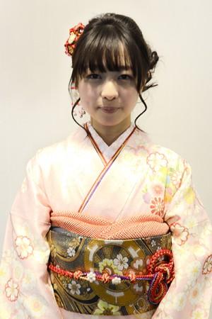 No.649 カゲヤマ 振袖スナップ写真1