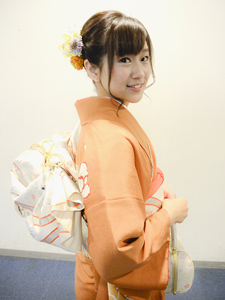 No.661 ちー 振袖スナップ写真4