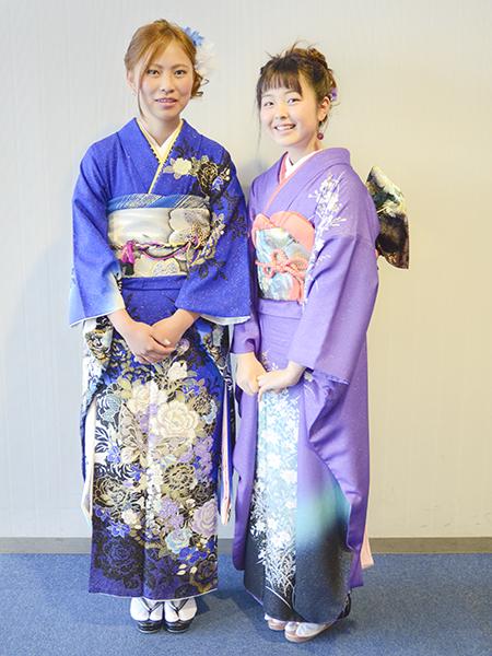 No.671 はるちゃん 振袖スナップ写真4