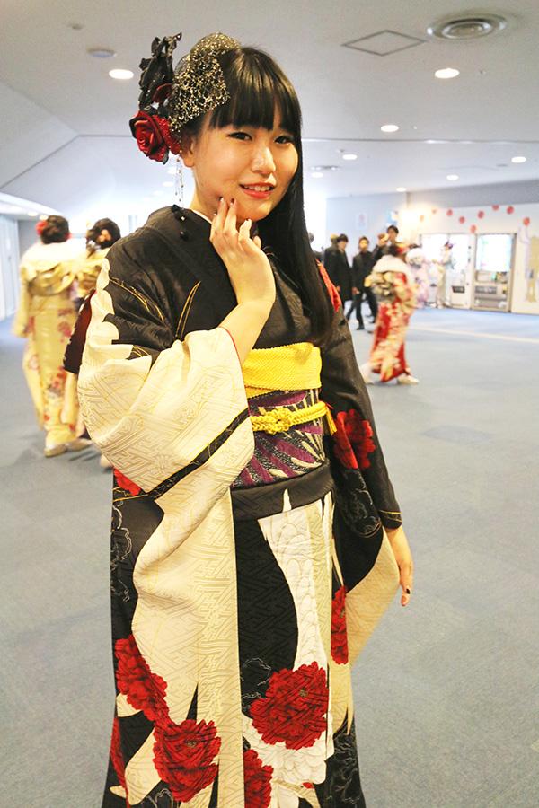 No.647 いつこ 振袖スナップ写真4