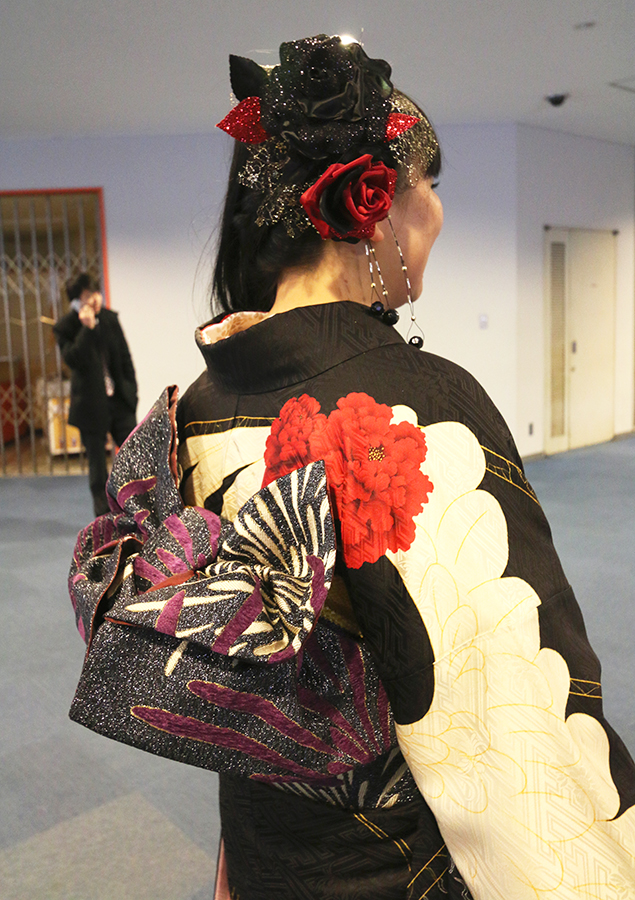 No.647 いつこ 振袖スナップ写真3
