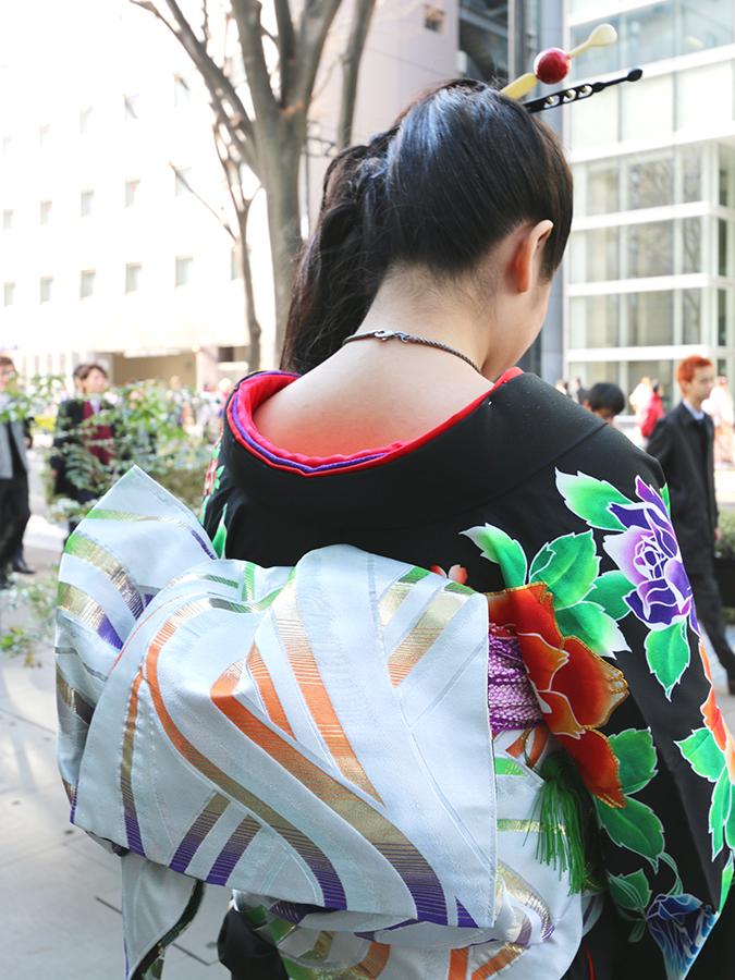 No.654 キャスパー 振袖スナップ写真3