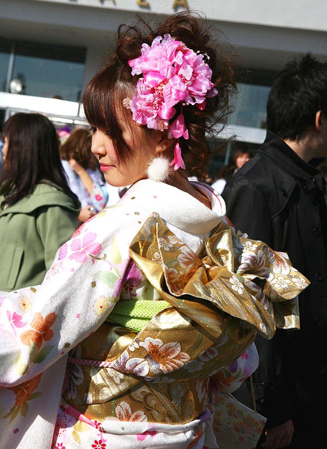 No.209すえまさん 振袖スナップ写真4