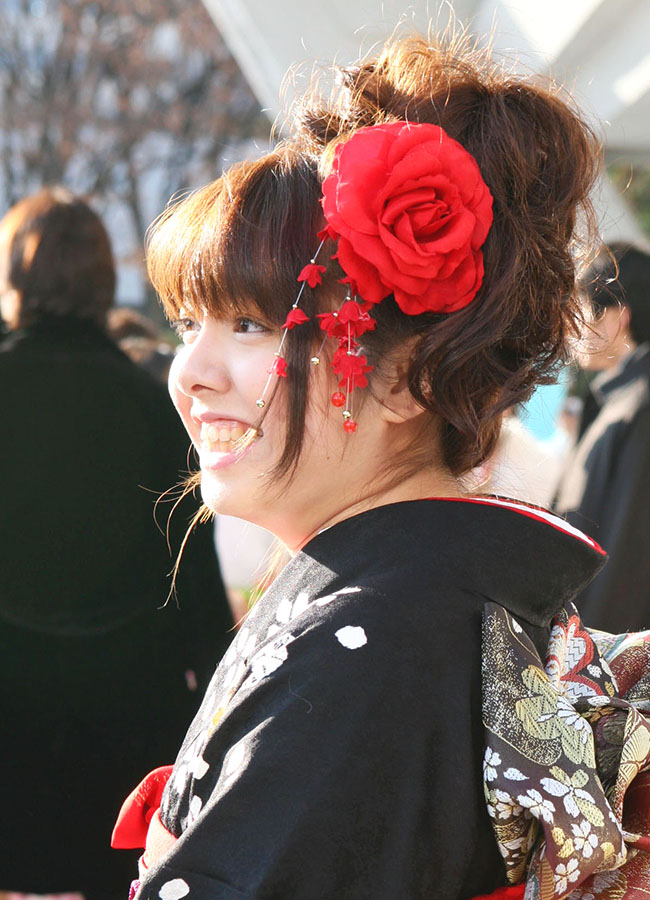 No.217まどか 振袖スナップ写真3