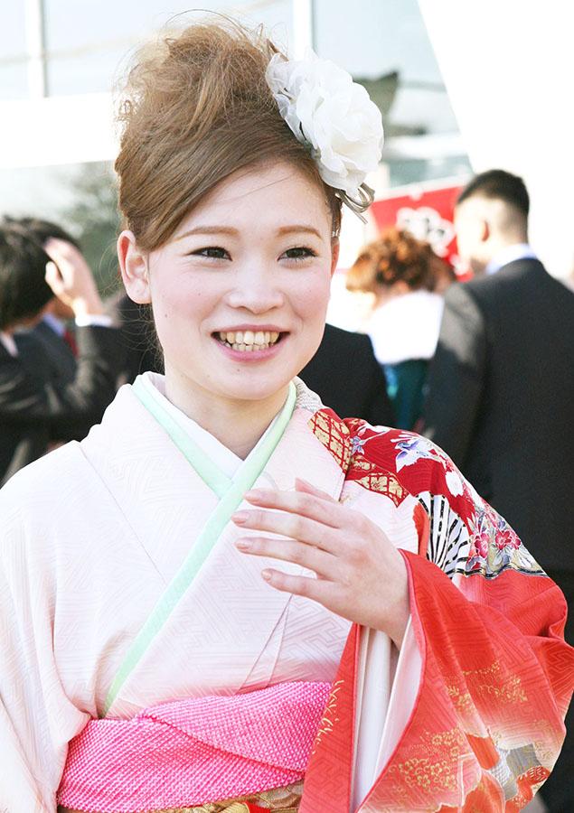 No.224ユキ 振袖スナップ写真3