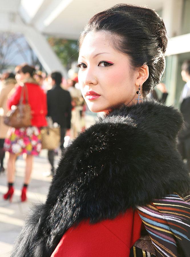 No.229粧魔 振袖スナップ写真4
