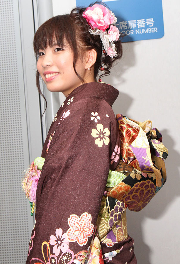 No.234きょうこ 振袖スナップ写真3