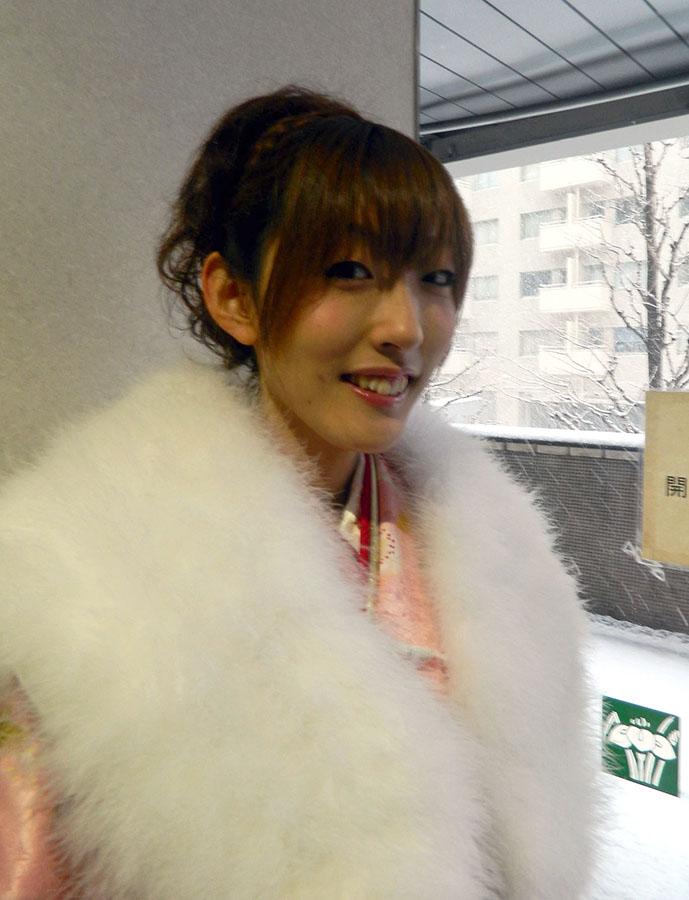 No.320ゆうり 振袖スナップ写真3