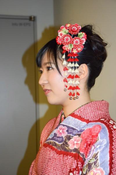 No.331カコ 振袖スナップ写真3