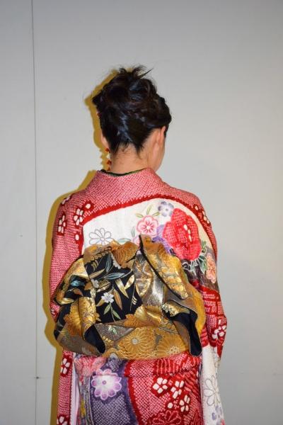 No.331カコ 振袖スナップ写真4