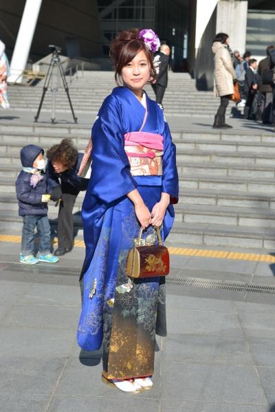 No.339なおみ 振袖スナップ写真2