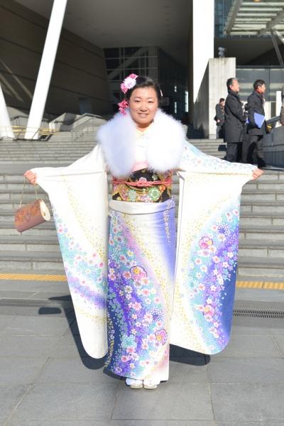 No.347むぎ 振袖スナップ写真3
