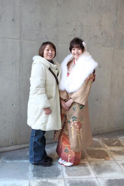 No.371たけおっち 振袖スナップ写真4