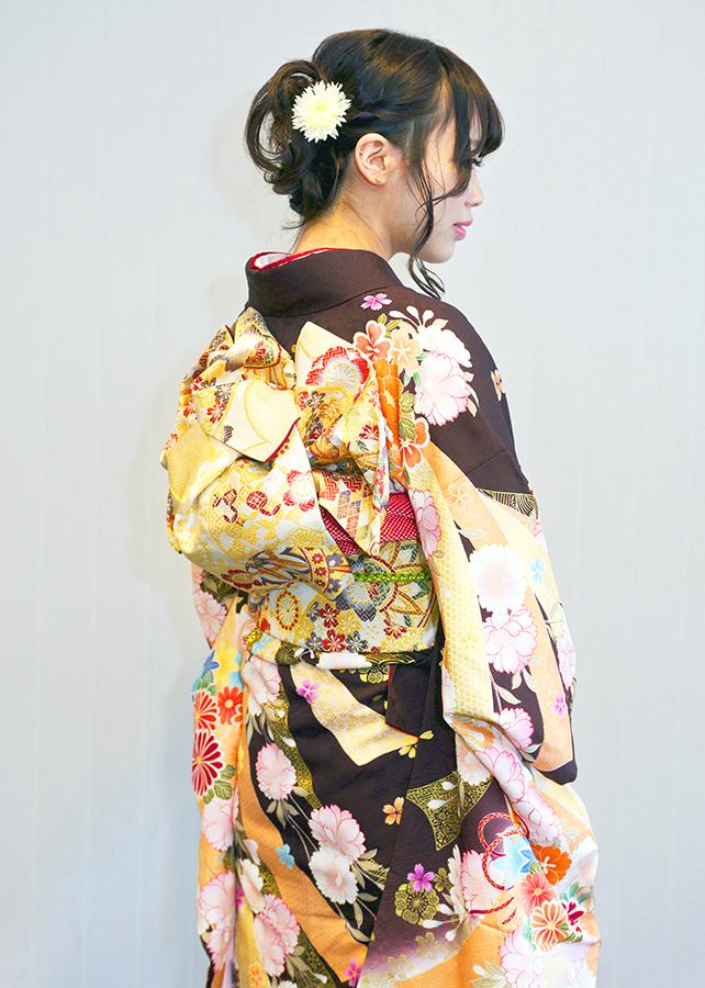 No.509さり 振袖スナップ写真3