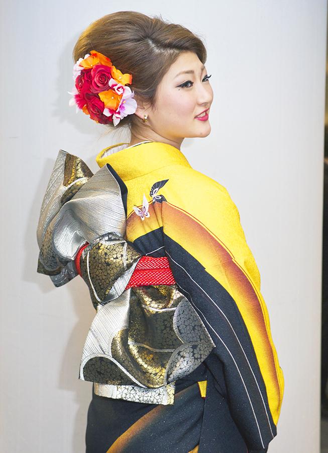 No.519ひろ 振袖スナップ写真3