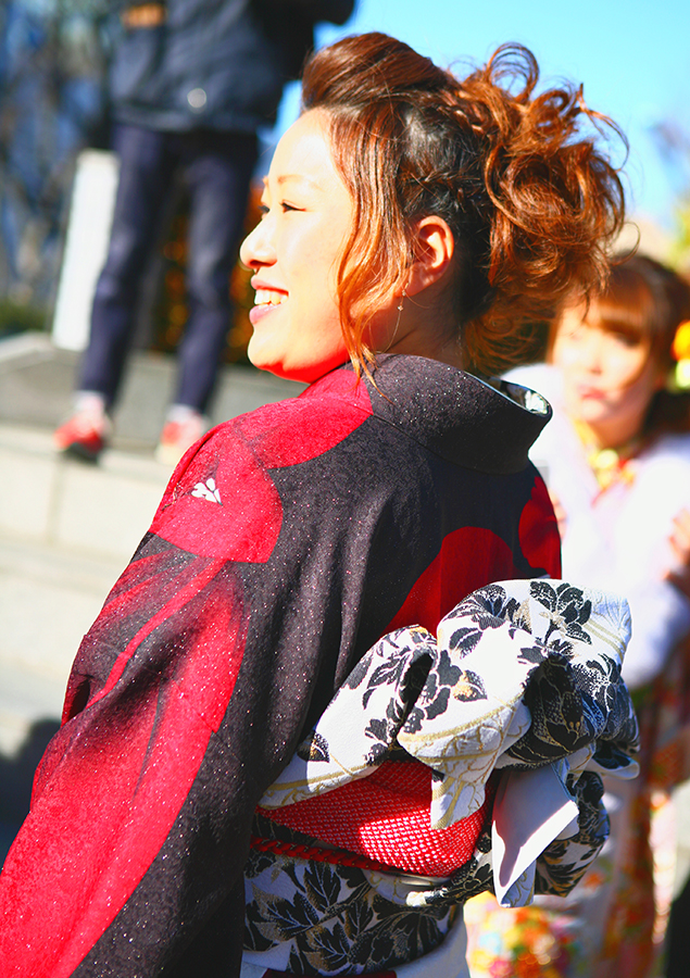 No.578みほ 振袖スナップ写真3