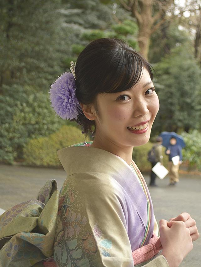 No.736せいか 振袖スナップ写真5