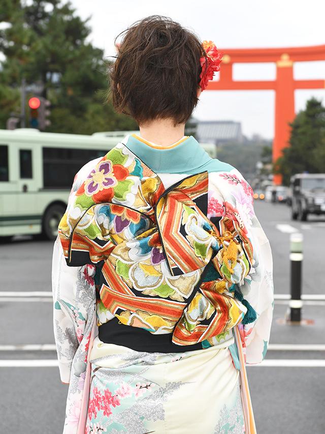 No.772こいし 振袖スナップ写真5