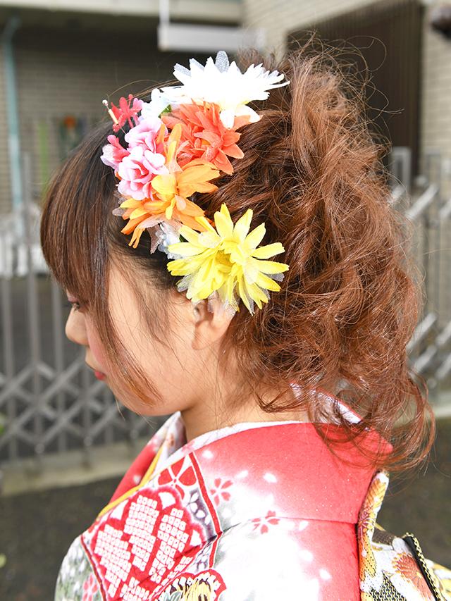 No.776みほ 振袖スナップ写真6