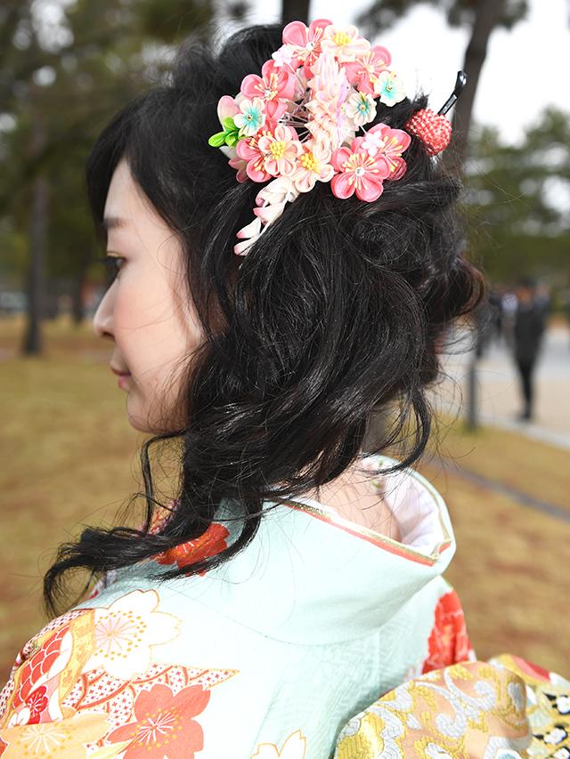No.764S.H 振袖スナップ写真6